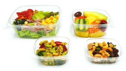 Eco Hinged Deli Container