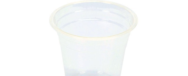 12oz PLA Clear Cup