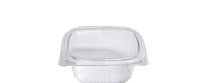 6oz Eco Hinged Deli Container