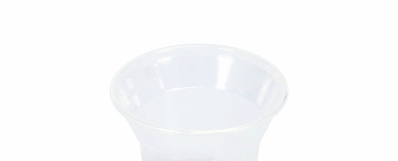9oz PLA Clear Cup