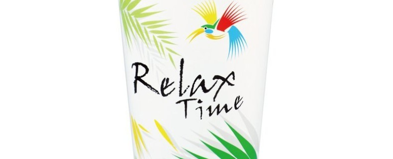 Cold Beverage Cups – Relax Time Ver