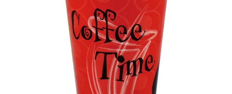 Hot Beverage Cups – Special Coffee Red Ver