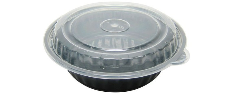 Microwaveable Container Round Type M