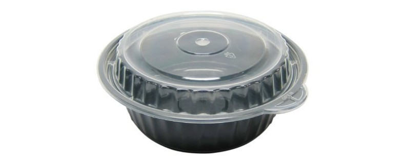 Microwaveable Container Round Type S